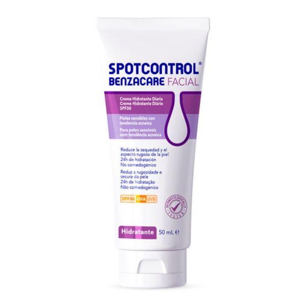 Benzacare Creme de Rosto para Borbulhas Anti-Vermelhidão SPF30 50ml