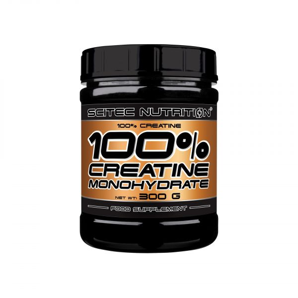 Scitec Nutrition Creatine Monohydrate 100% 300g