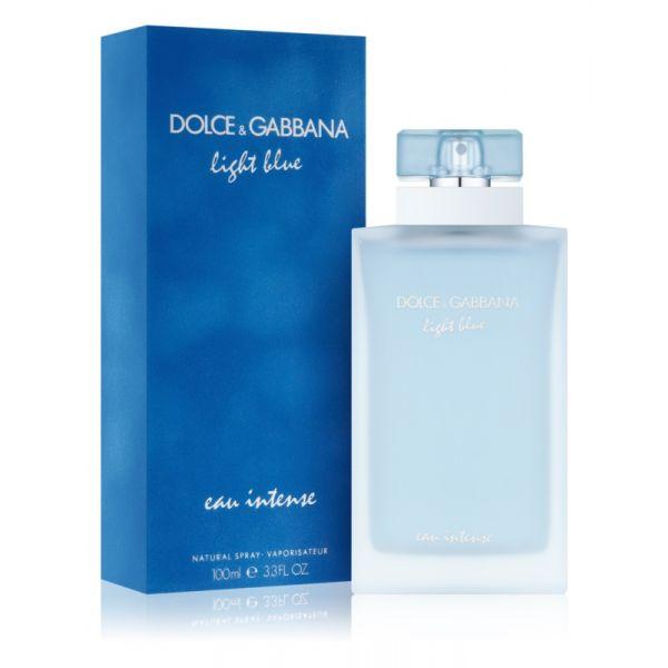 efc1d2a6d9 Perfume Mulher Dolce   Gabbana Light Blue Intense Woman EDP 50ml ...