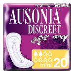 Ausonia Discreet Compresas Incontinencia Mini 20 Unidades