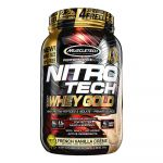 Muscletech Performance Series Nitro-Tech 100% Whey Gold 2.5lbs 1133g