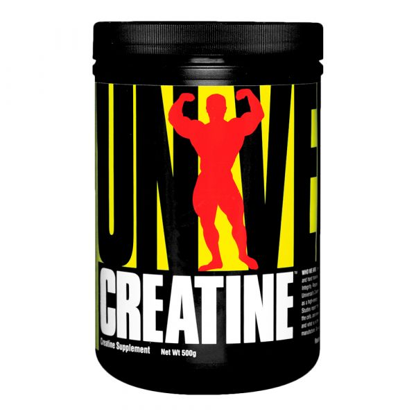 Universal Nutrition Creatine Powder 500g