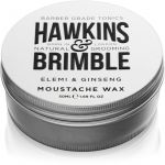 Hawkins & Brimble Men's Natural Grooming Elemi & Ginseng Moustache Wax 50ml