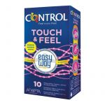 Control Preservativos Touch&Feel Easyway Control x10