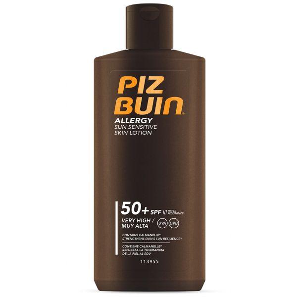 Protetor Solar Piz Buin Allergy Loção SPF50+ 200ml