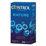 Control Preservativos Nature x24