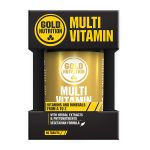 Gold Nutrition Multi Vitamin 60 comprimidos