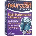 Vitabiotics Neurozan 30 cápsulas