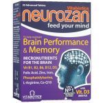 Vitabiotics Neurozan 30 Comprimidos