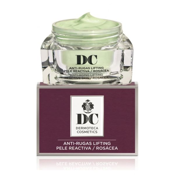 DC Lifting Creme Anti-Rugas Pele Reactiva e Rosácea 50ml