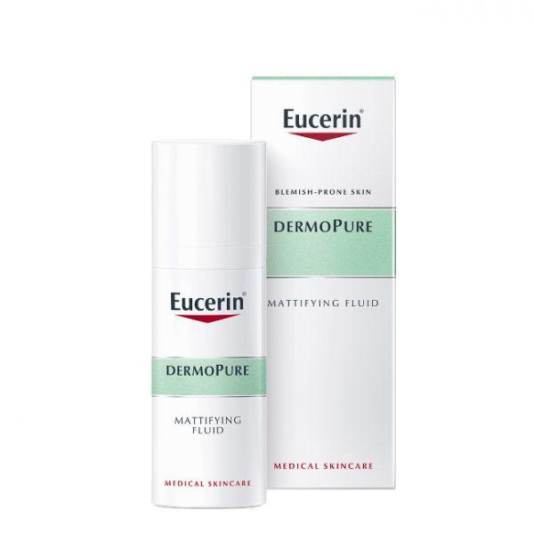 Eucerin Dermopure Oil Control Fluido Matificante 50ml