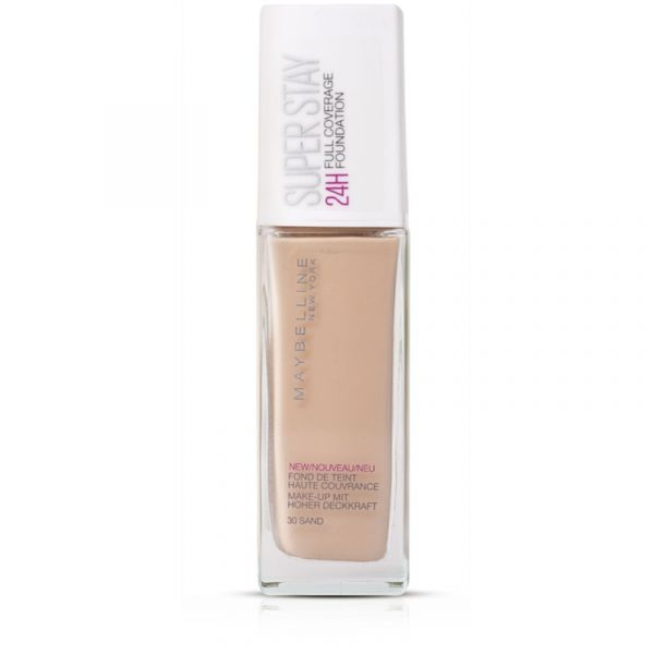 Maybelline Superstay 24H Base Líquida Tom 30 Sand 30ml