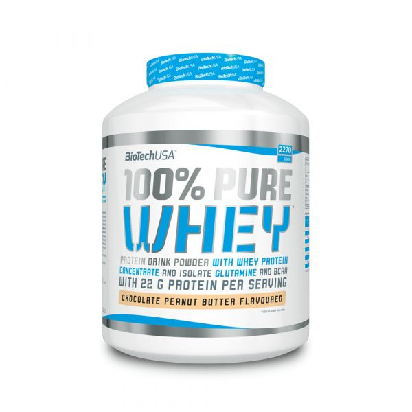 Biotech 100% Pure Whey 2270g Neutral