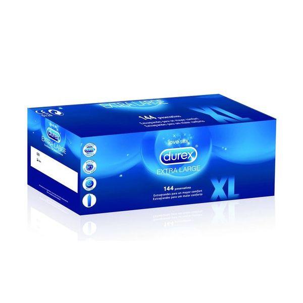 Durex Preservativos Extra Large XL x144