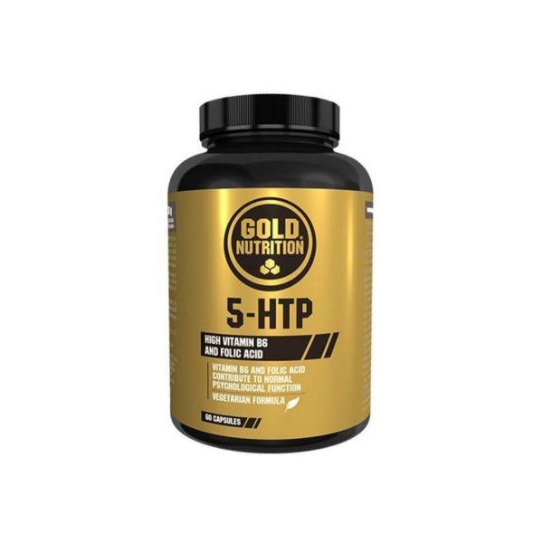 Gold Nutrition 5-HTP 60 cápsulas
