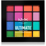 Nyx Ultimate Shadow Palette Tom Brights