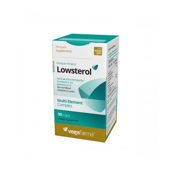 Vega Farma Lowsterol 90 cápsulas