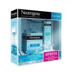Neutrogena Hydro Boost Pack Gel Água 50ml + Gel-Creme Olhos 15ml