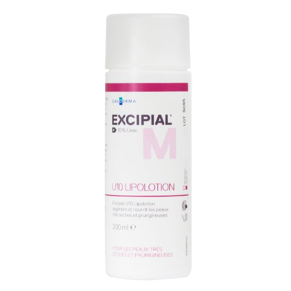 Excipial M U10 Lipolotion SOS Cream 200ml