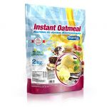 Quamtrax Instant Oatmeal com sabores 1,2Kg