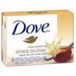 Dove Sabonete Shea Butter 100g