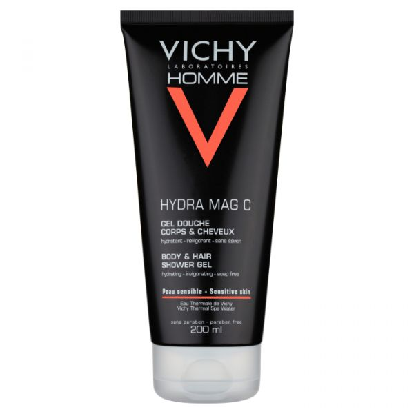 Vichy Homme HydraMag C Gel de Banho 200ml