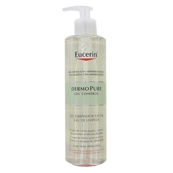 Eucerin DermoPure Gel de Limpeza Profunda Pele Problemática 400ml