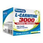Quamtrax L-Carnitine 3000 20 ampolas