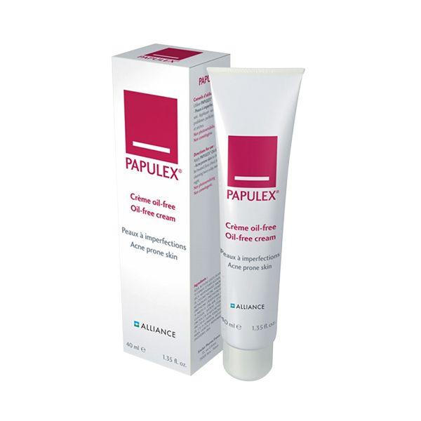 Papulex Cream Oil 40ml