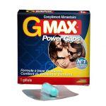 Gold Max Estimulante 1 cápsula