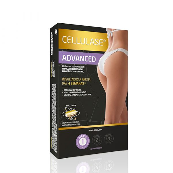Cellulase Advanced 40 comprimidos