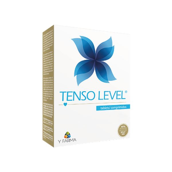 Y-Farma Tenso Level 40 Comprimidos