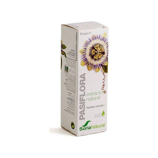 Soria Natural Extrato Natural de Passiflora XXI 50ml
