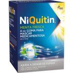 NiQuitin Menta Fresca 4,0mg 100 Gomas