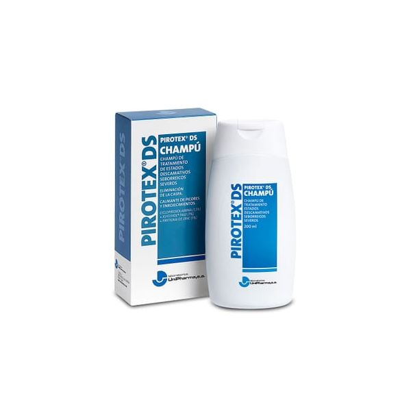 Unipharma Pirotex DS Shampoo 200ml