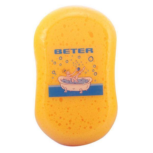 Beter Dual Texture Bath Sponge Peeling