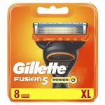 Gillette Fusion Power Lâminas x8 Recarga