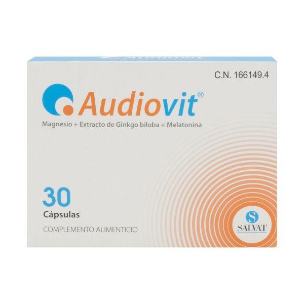 Salvat Audiovit 60 Cápsulas