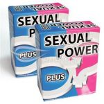 Pure Nature Sexual Power Plus 60 comprimidos Pack de 2