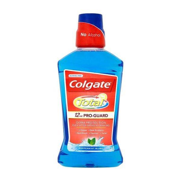 Colgate Total Elixir Pro Guard Peppermint 250ml