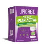 Lipograsil Clasico Plan Activa 50 Cápsulas + Menu + Iman