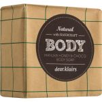 Klairs Manuka Honey & Choco Exfoliating Body Soap 100g