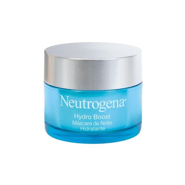 ab21e385ebf Neutrogena Hydro Boost Máscara de Noite Hidratante 50ml - KuantoKusta
