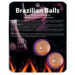 Secret Play Bolas Explosivas Brazilian Balls Efeito Calor x2