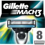 Gillete Mach3 Recarga 8 Unidades