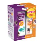 Paranix Pack Shampoo Tratamento 100ml + Shampoo Proteção Piolho/Lêndeas 200ml + Pente
