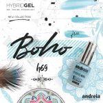 Andreia Verniz Hybrid Gel Fusion Color H69 Free Azul Turquesa
