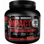 Gold Nutrition Pre-Workout Impact 400g