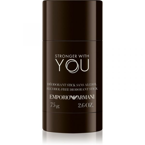 Armani Emporio Stronger With You Deo Stick Man 75ml