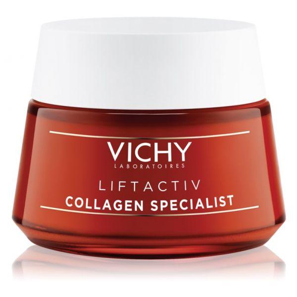 Vichy Liftactiv Collagen Specialist Creme Antienvelhecimento 50ml